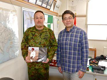 小田中隊長と370.jpg