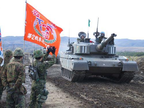 戦車射撃出迎え.jpg